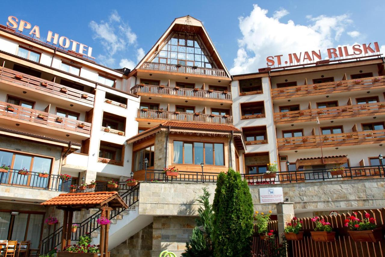 Hotel saint ivan rilski spa bansko bulgaria booking publicscrutiny Image collections