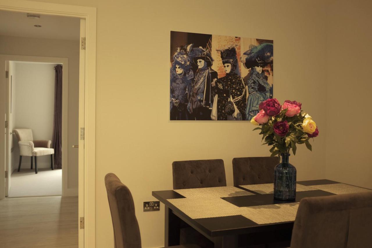 Pinnacle Residences- Vesta apartments, Cambridge, UK - Booking.com