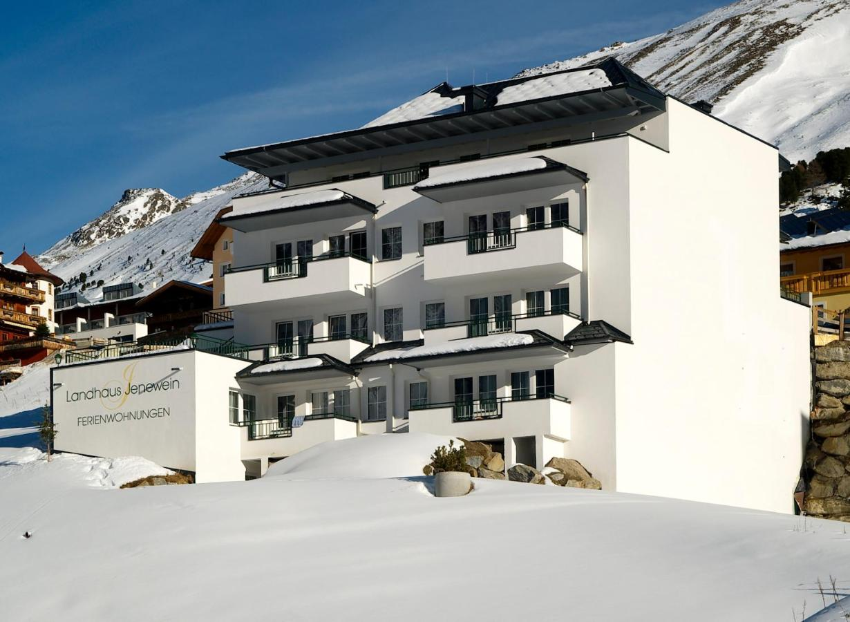 Appartement Obergurgl - Landhaus Jenewein