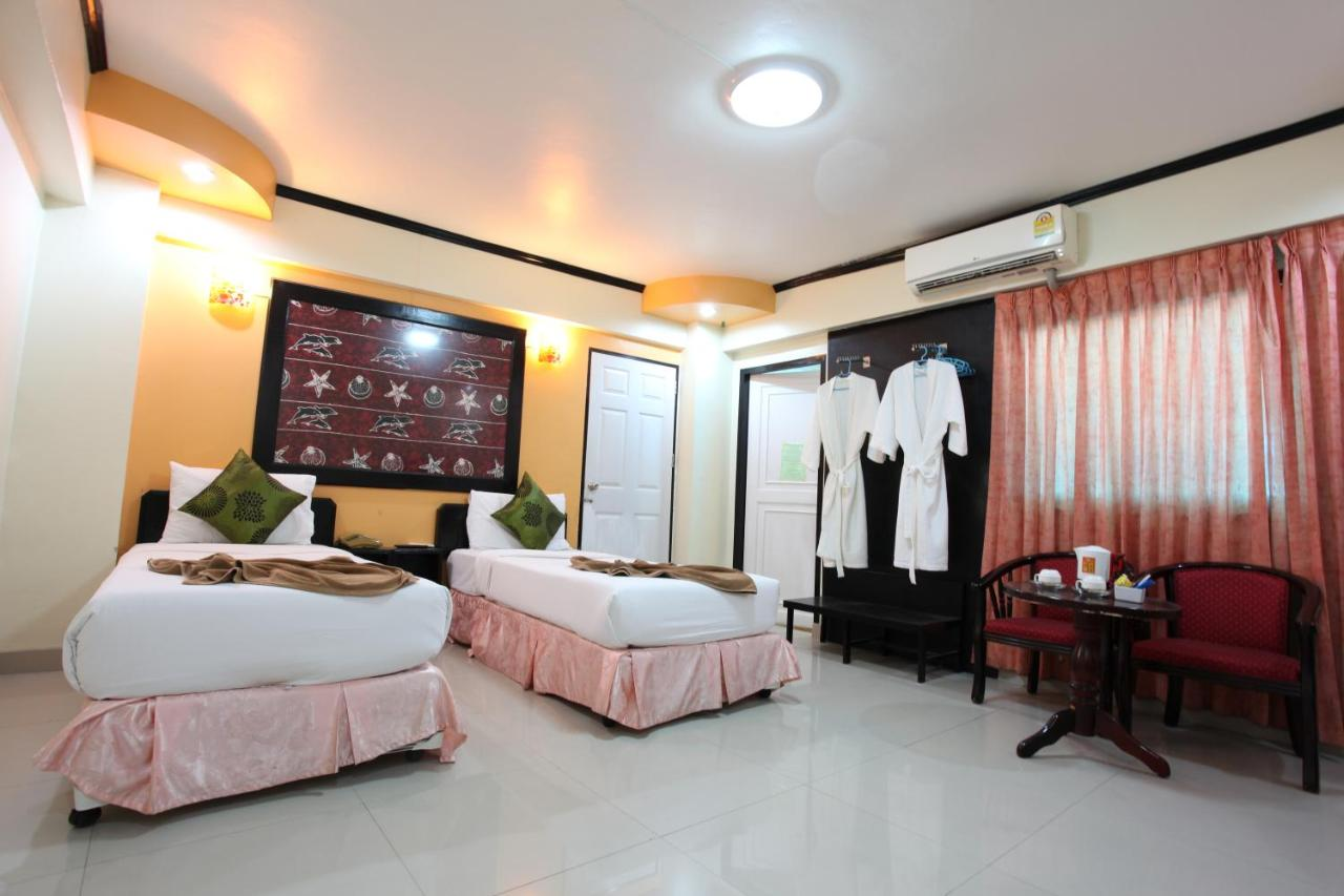 Home Pattaya Hotel Thailand Booking Com