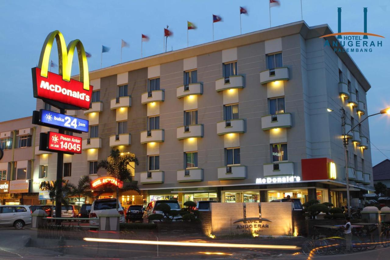 Hotel Anugerah Palembang Indonesia Booking Com