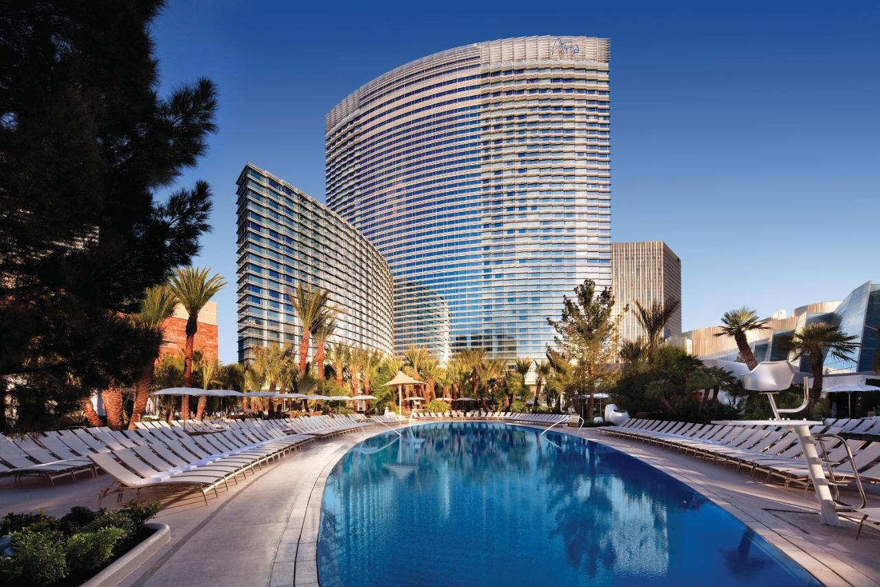 Отель в Лас-Вегасе ARIA Resort & Casino