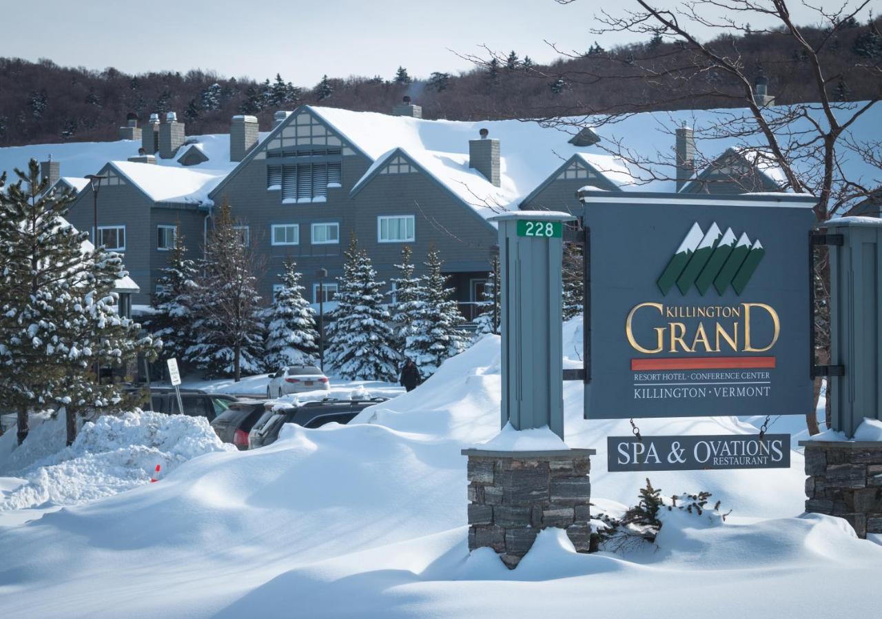 killington grand resort, vt - booking