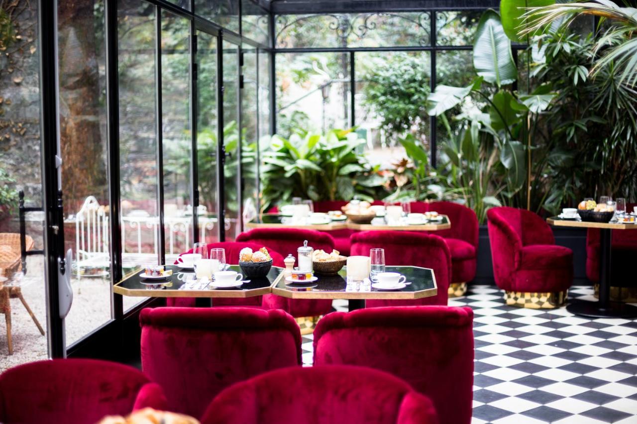 Hotel Particulier Montmartre Paris Tarifs 2019