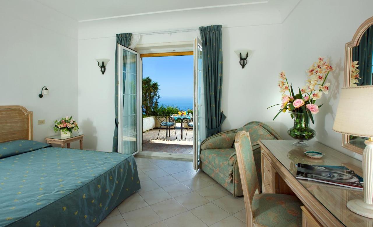 Hotels In Anacapri Capri Island