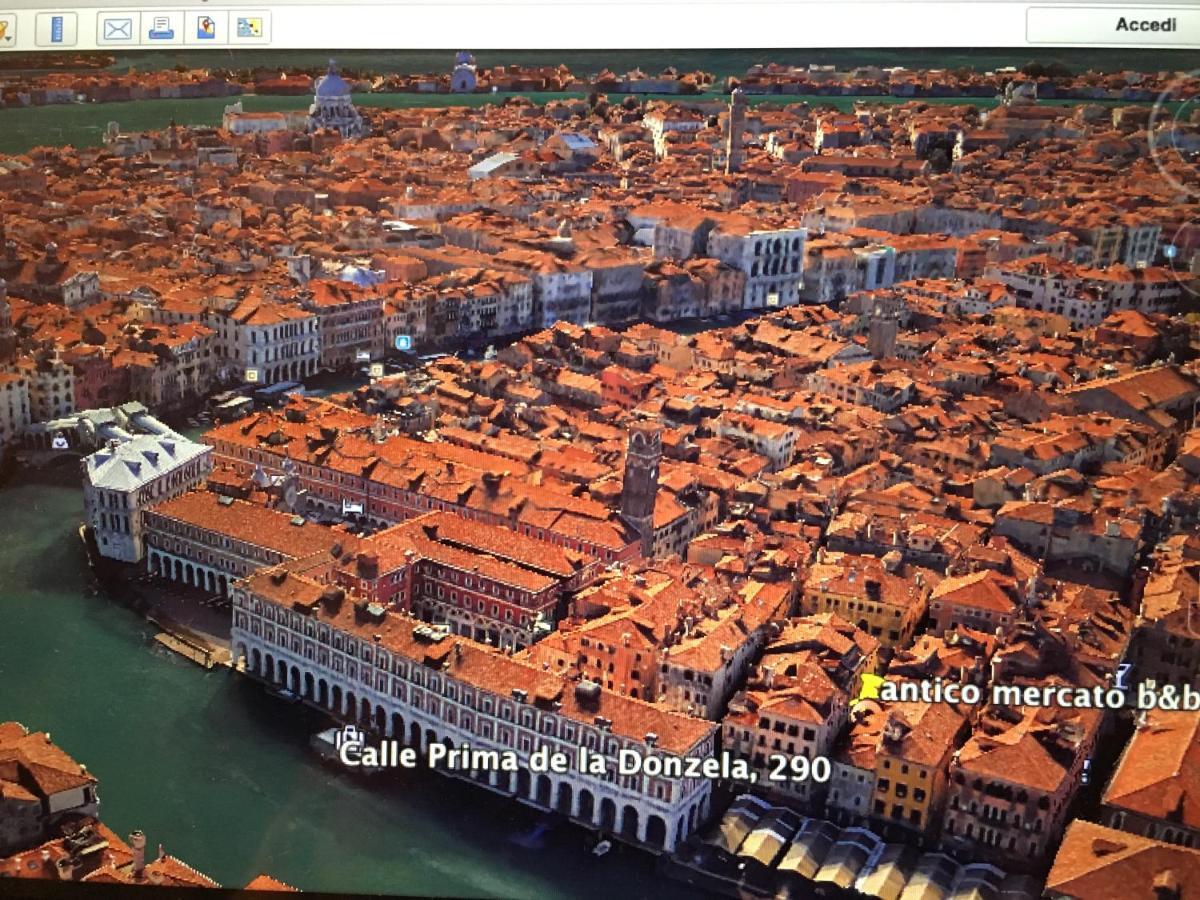 Ai Mori D Oriente Bed And Breakfast Antico Mercato Venice Italy Bookingcom