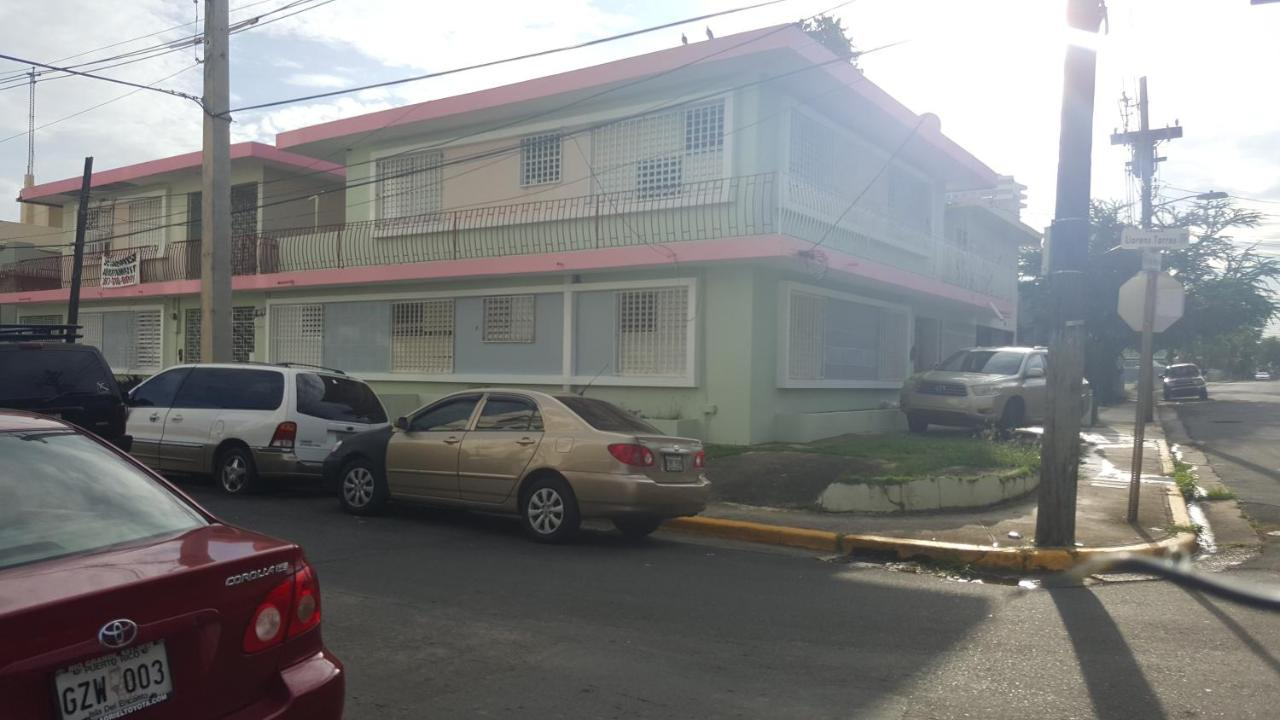 Guest Houses In Ocean Park North Puerto Rico