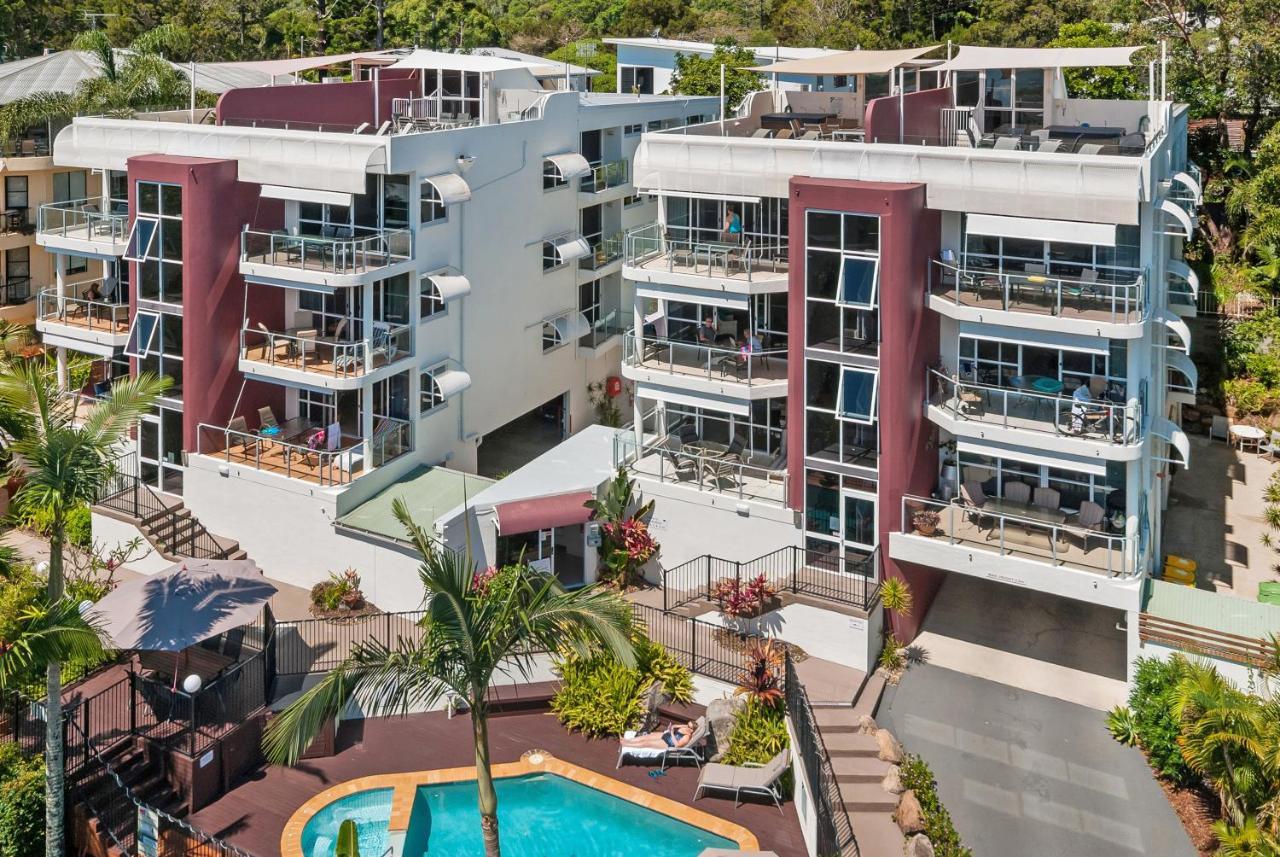 巴厘海努薩公寓式酒店Bali Hai Apartments Noosa
