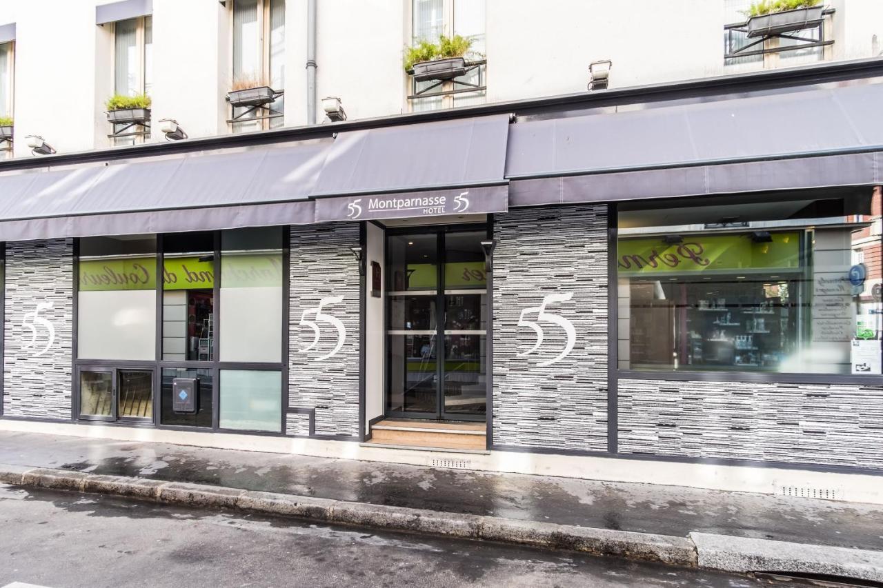55 Htel Montparnasse Paris France