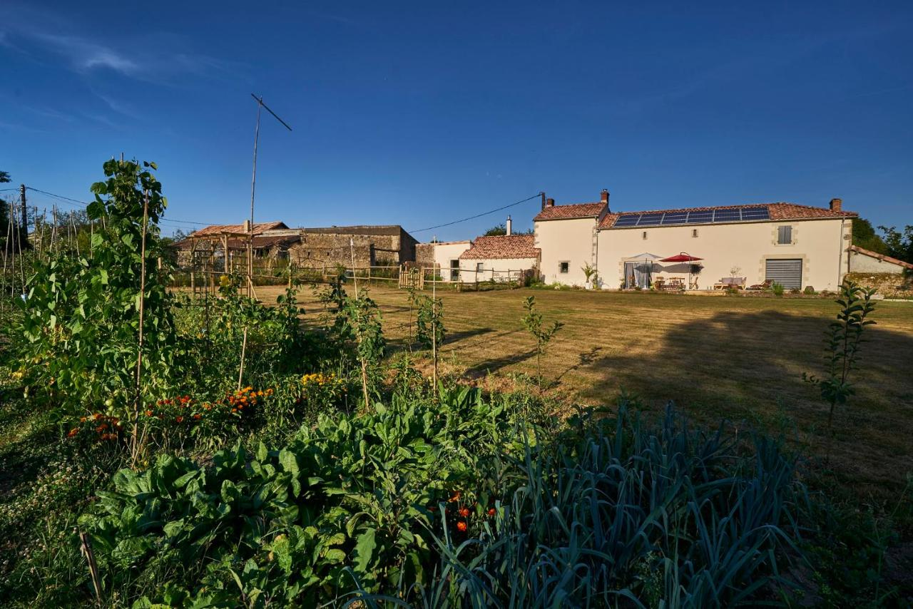 Bed And Breakfasts In Parthenay Poitou-charentes