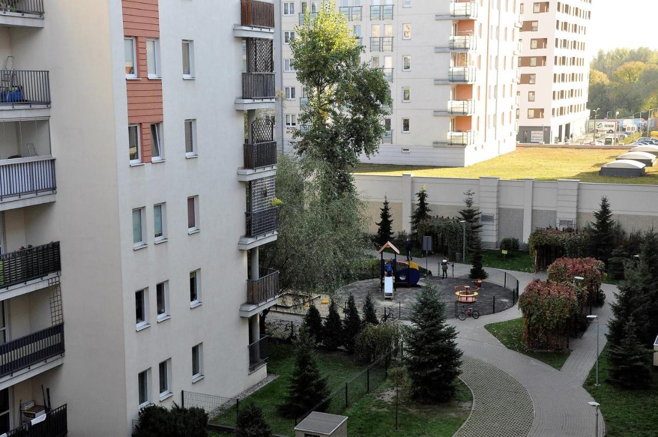 Apartment Fieldorfa Home Warsaw Poland Booking Com