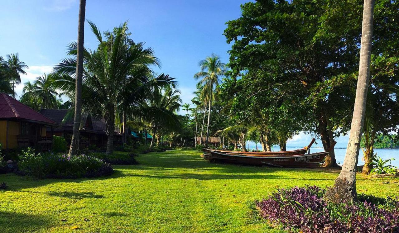Resorts In Ban Bawi Trang Province