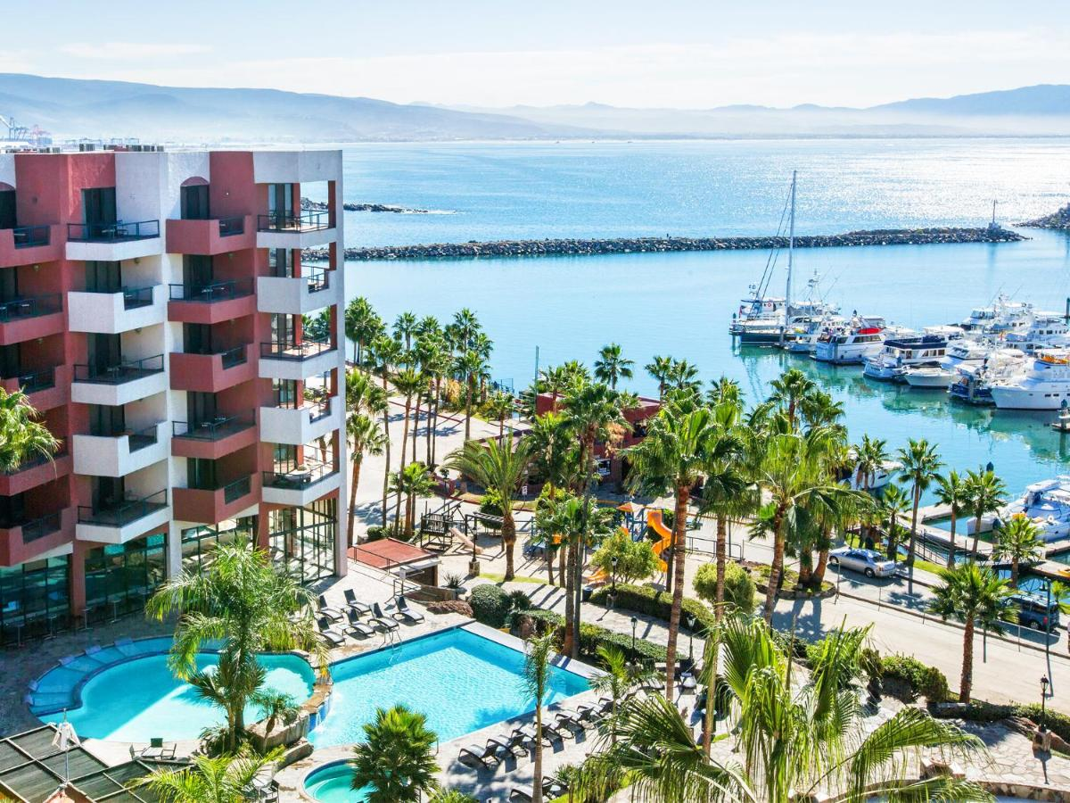 Hotels In El Sauzal Baja California