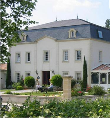 Hotels In Saint-androny Aquitaine