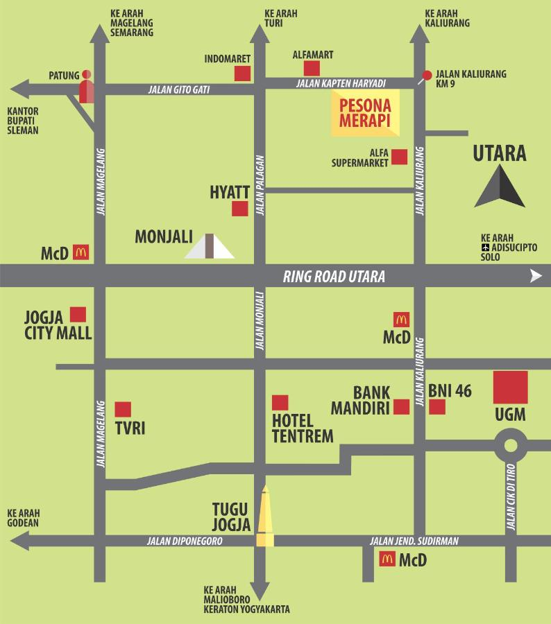 Balelaras Homestay Yogyakarta Indonesia Booking Com