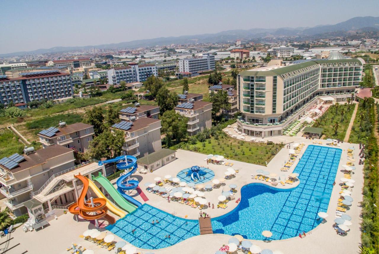 Incekum Beach Resort 5 (TurkeyAlanyaIndzhekum): description and reviews of tourists 48