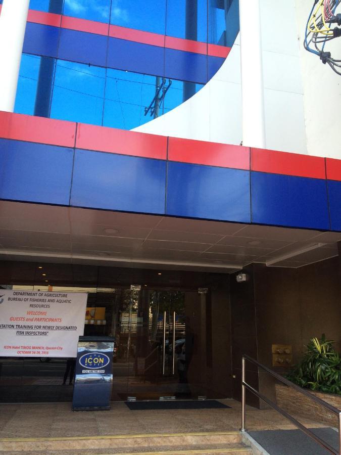 Icon Hotel Timog Manila Philippines Booking Com
