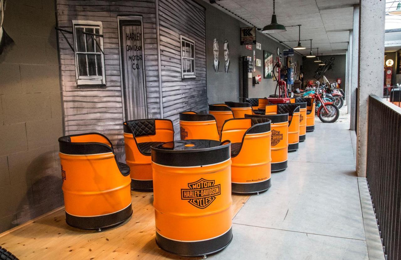Penzion Restaurace Harley Pub Tschechien Otrokovice Bookingcom