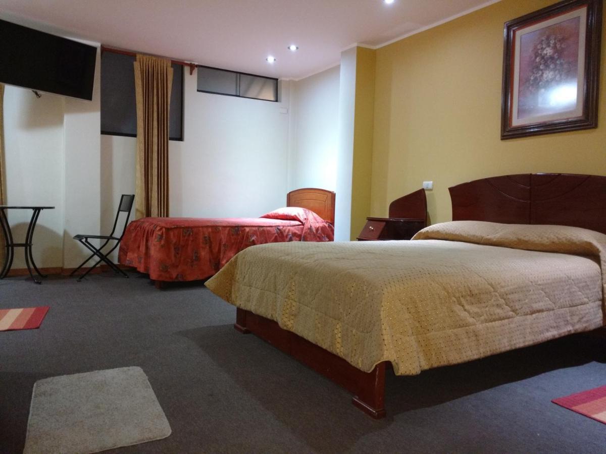 Hotels In Cajamarca