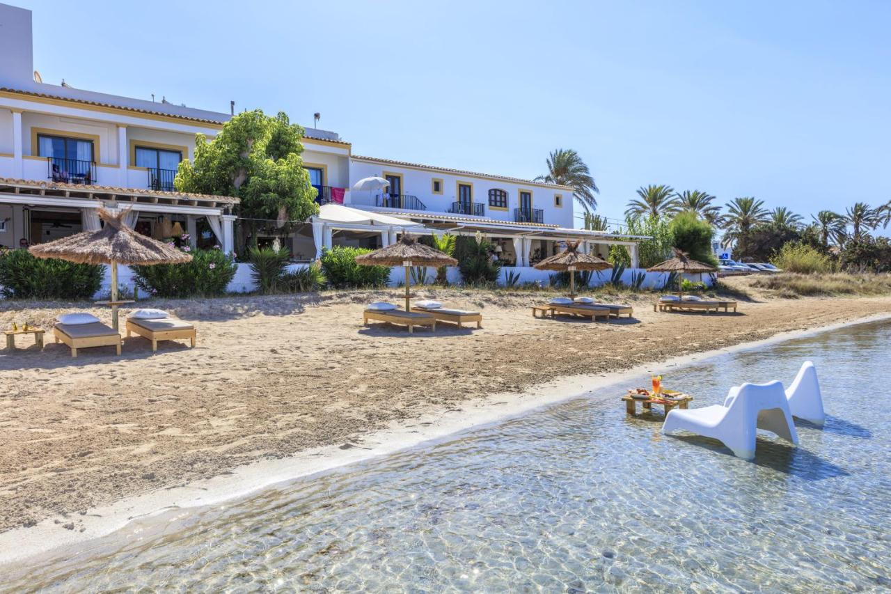 Guest Houses In Cala Saona Formentera