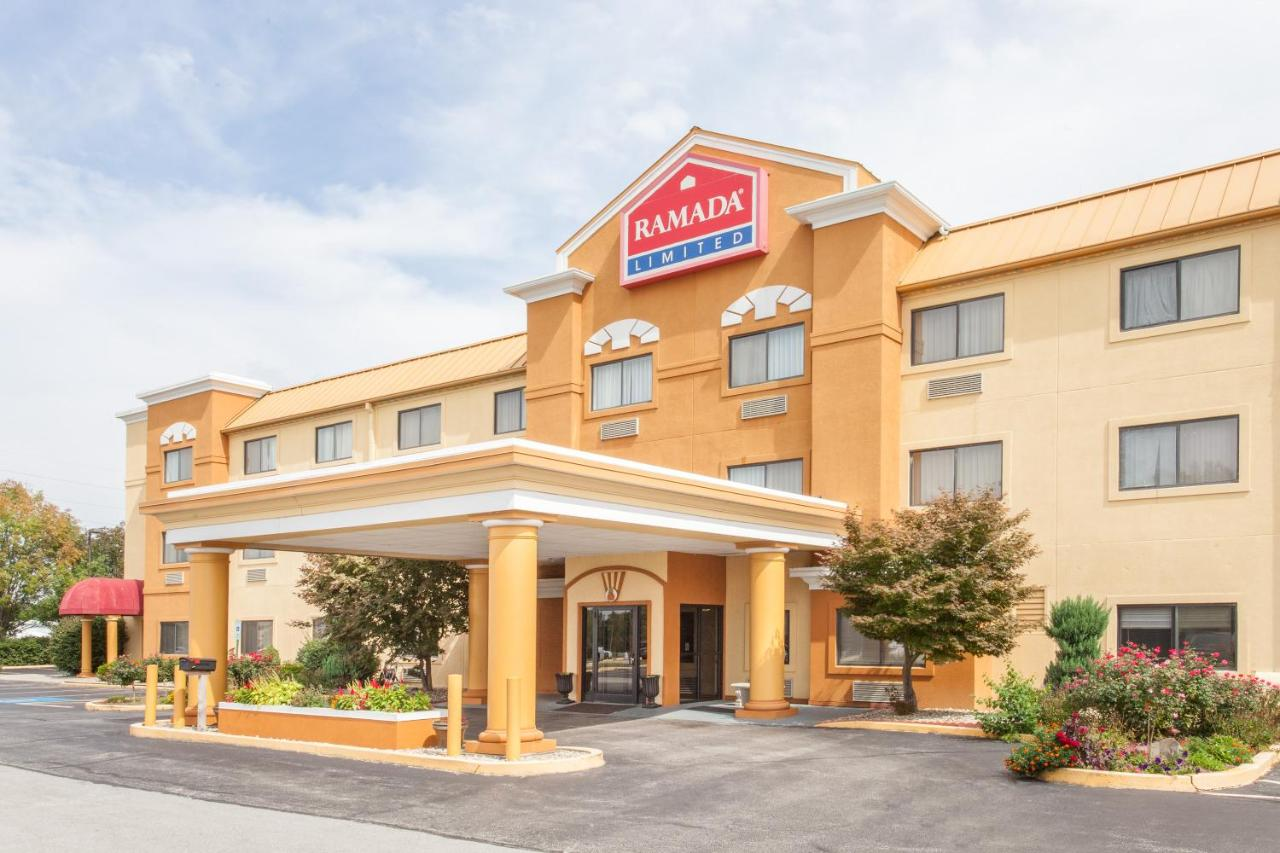 Hotels In Long Creek Illinois