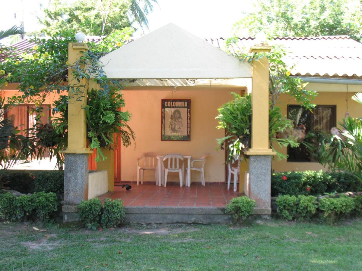 Guest Houses In La Tigrera Magdalena