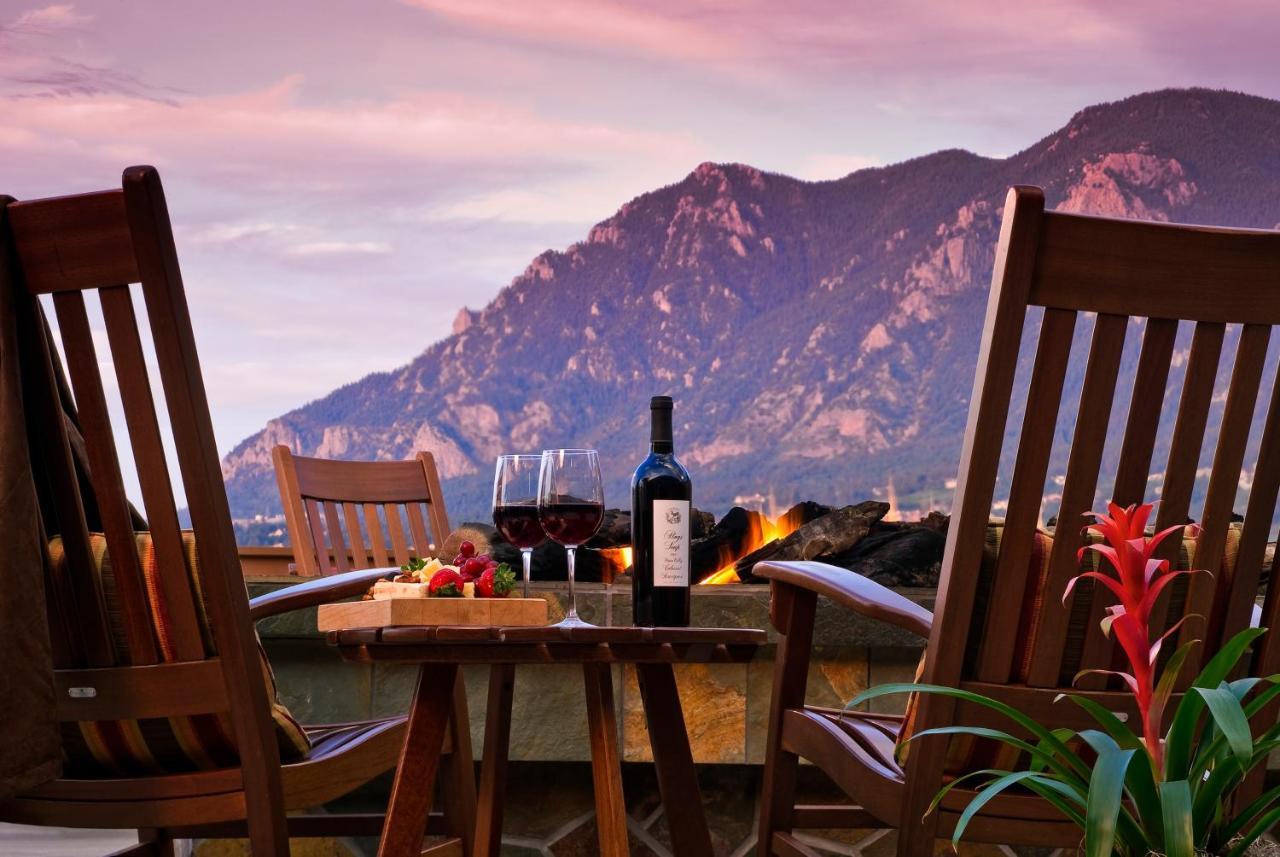 cheyenne mountain resort, colorado springs, co - booking