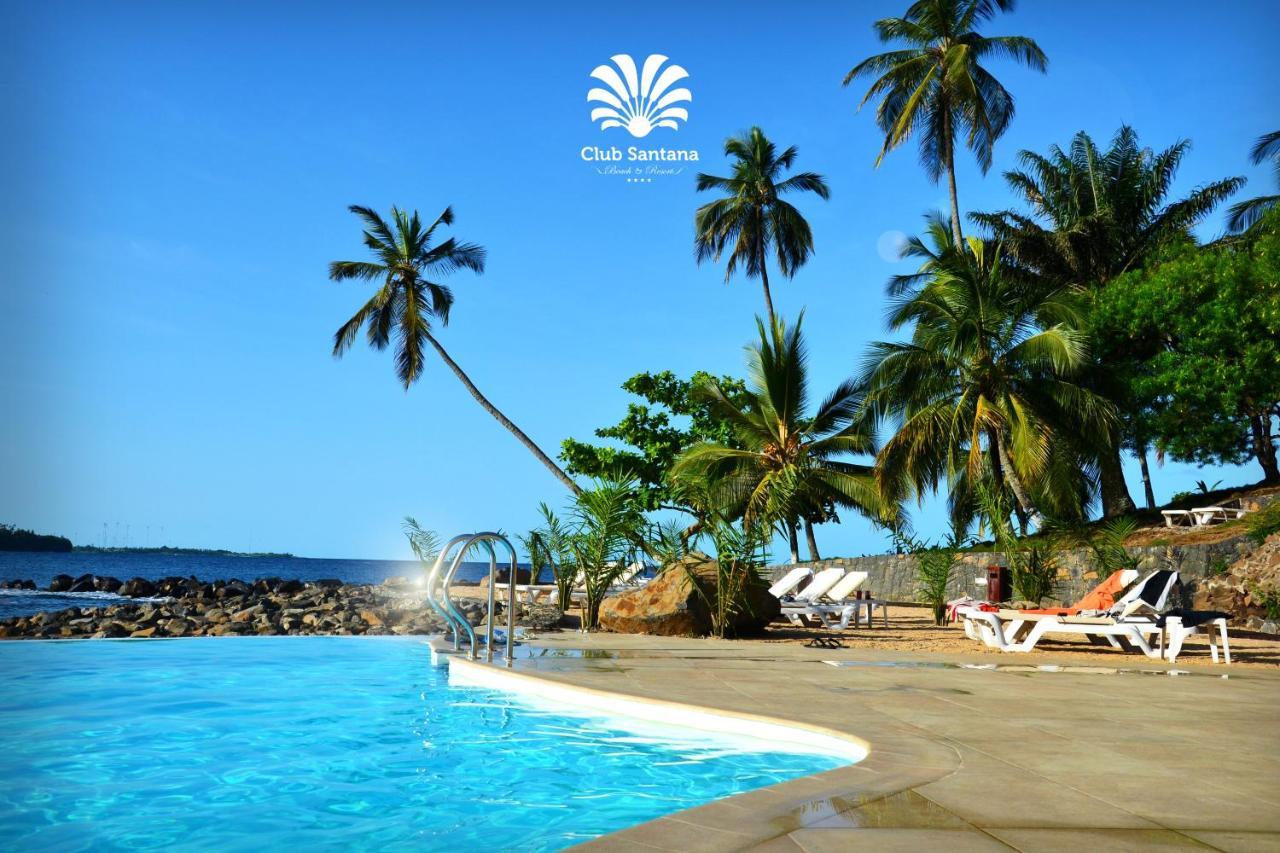Club Santana Beach Resort So Tom and Prncipe Bookingcom