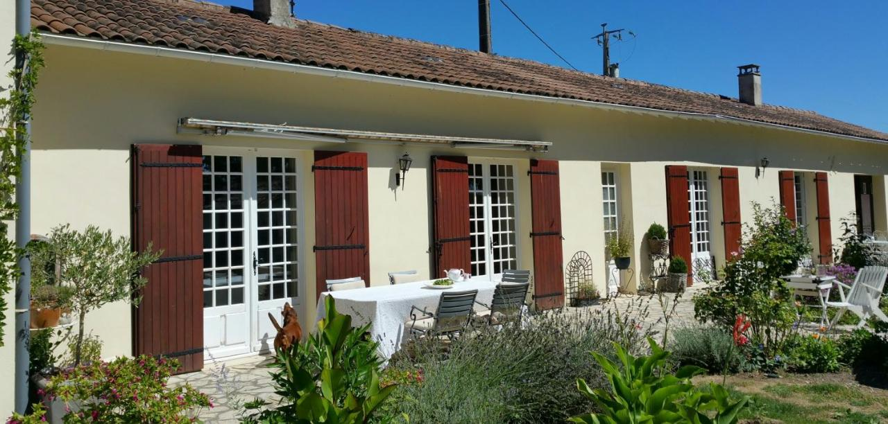 Bed And Breakfasts In Petit-bersac Poitou-charentes