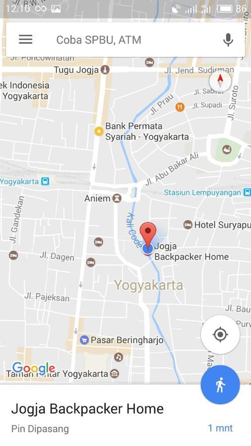 Guesthouse Jogja Backpacker Home, Yogyakarta, Indonesia - Booking.com