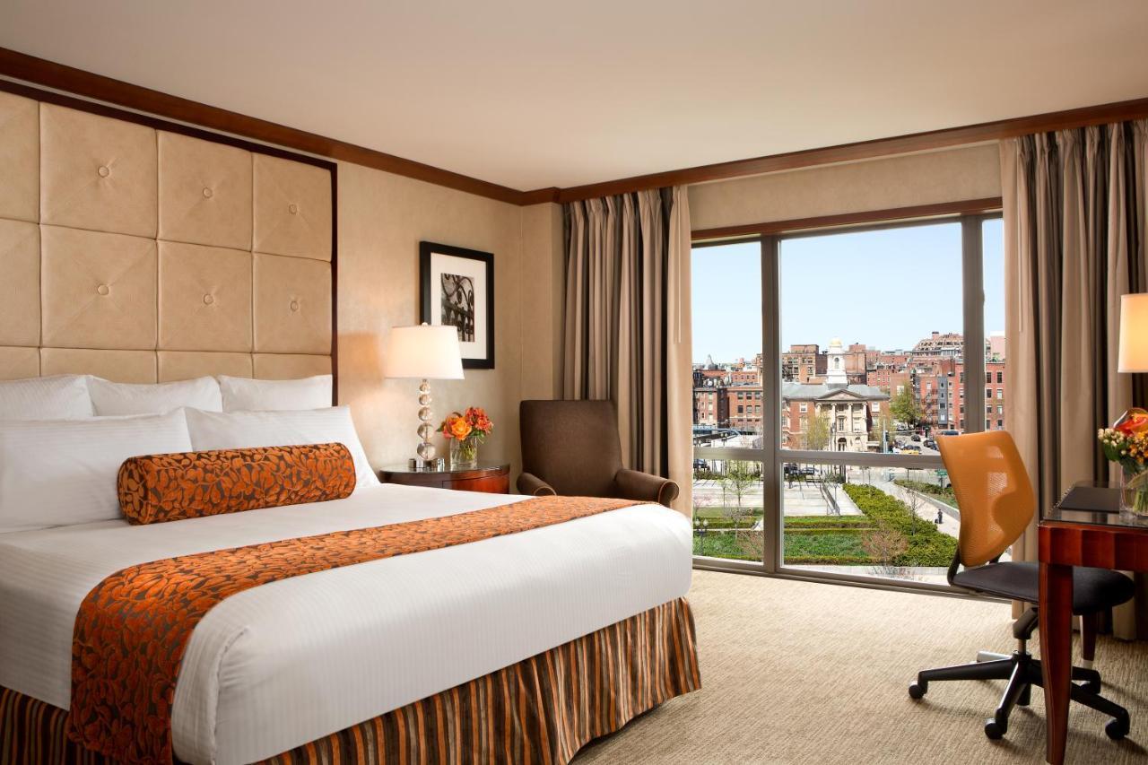 Hotels In Boston Massachusetts