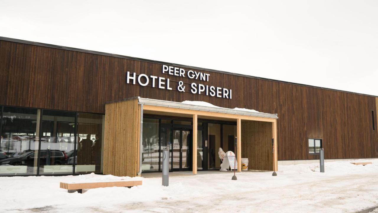 Peer Gynt Hotel And Spiseri Norwegen Vinstra Bookingcom