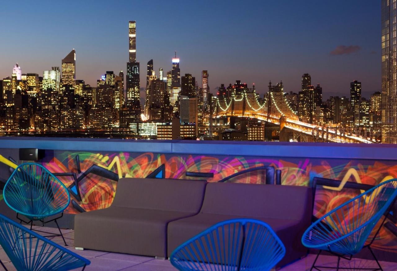 Hotel Aloft Long Island City-Manhattan Vi (USA Queens) - Booking.com