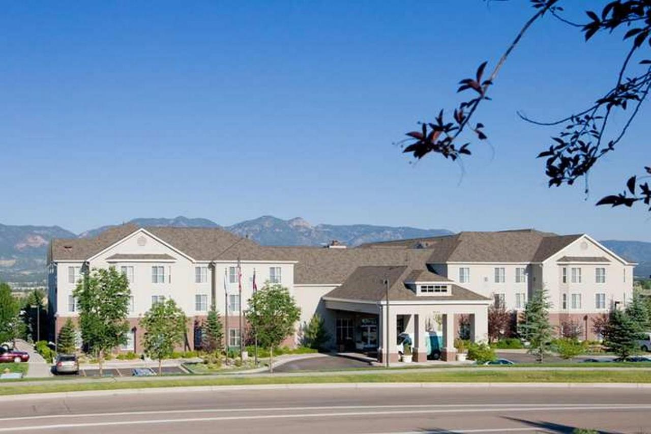 Hotels In Gleneagle Colorado