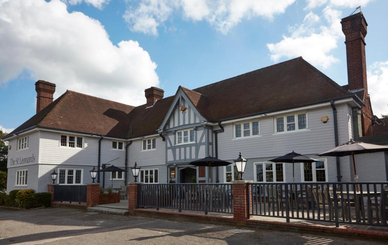 Hotels In Saint Leonards Dorset