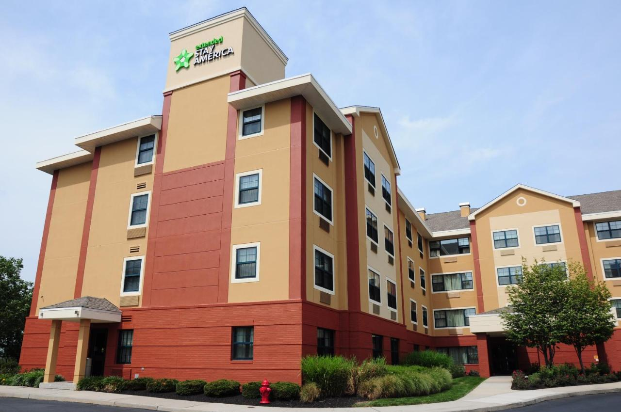 Condo Hotel Extended Stay America Elizabeth Newark Airport Opens In New Window