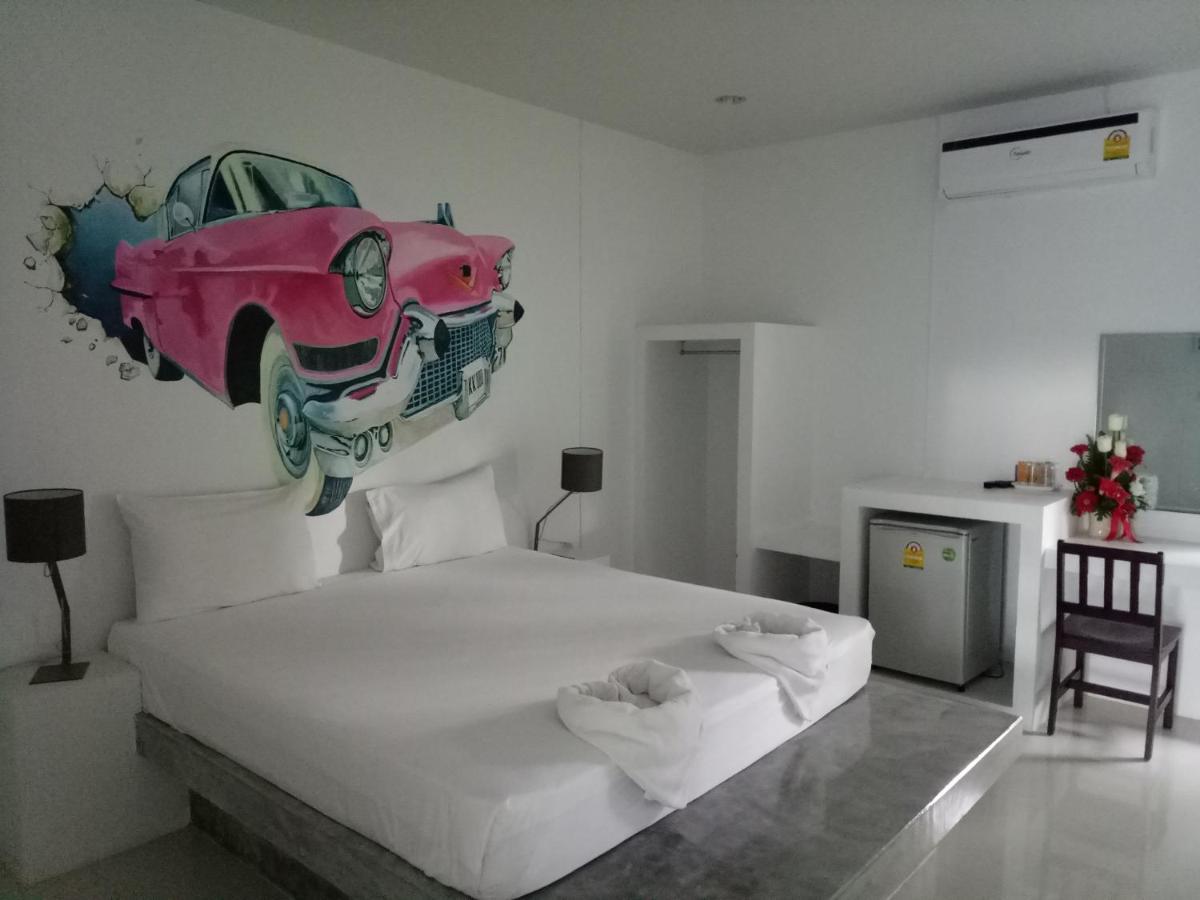 Resorts In Ban Thung Kling Trang Province