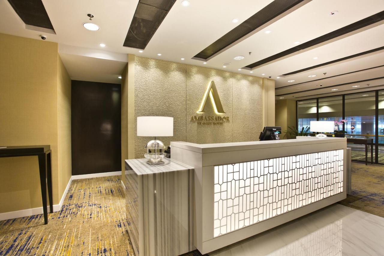 Ambador Transit Hotel Terminal 3 Singapore Booking