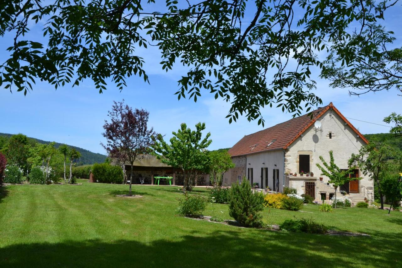 Guest Houses In Vianges Burgundy