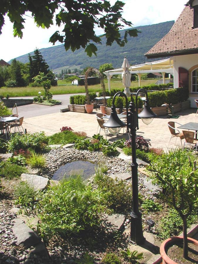 Hotel Schlossli Ipsach Switzerland Booking Com