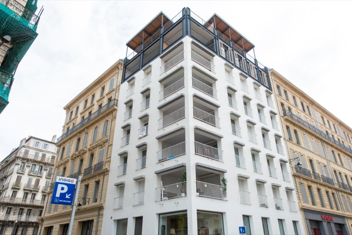 Apartment Le Phoceen, Marseille, France - Booking.com