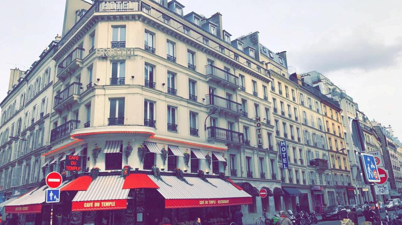 Hotel Bristol Republique Paris France Booking Com