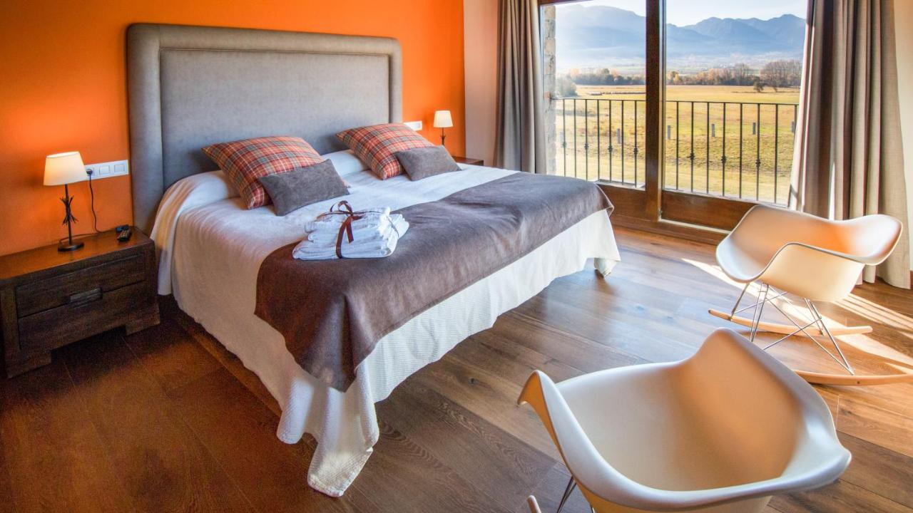 Bed And Breakfasts In Arsèguel Catalonia
