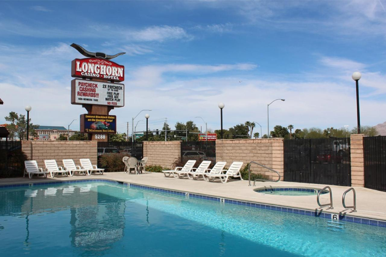 longhorn hotel and casino
