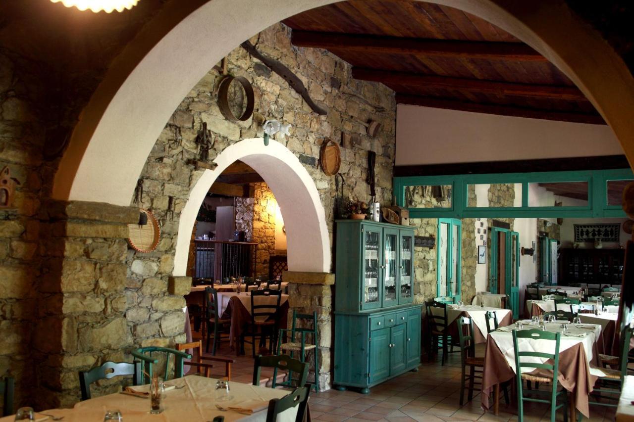 Hotels In Sant'antonio Ruinas Sardinia