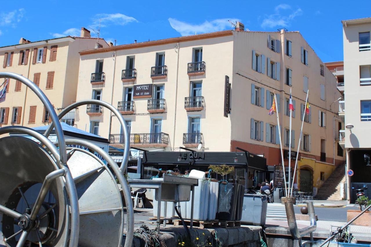 Hotel Sur Le Quai PortVendres France Bookingcom - Hotel sur le quai port vendres