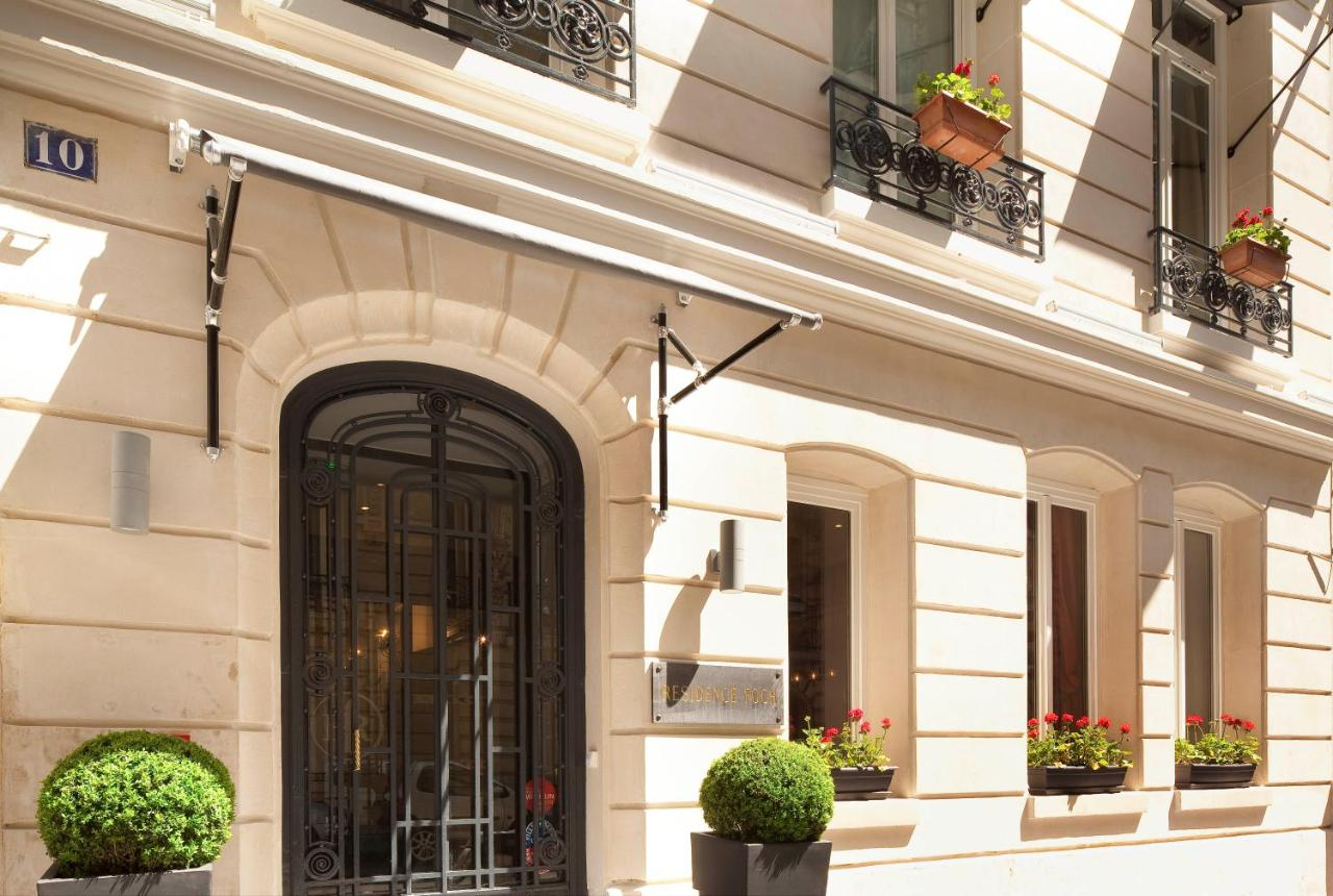 Hotel Residence Foch, Paris – Updated 2018 Prices
