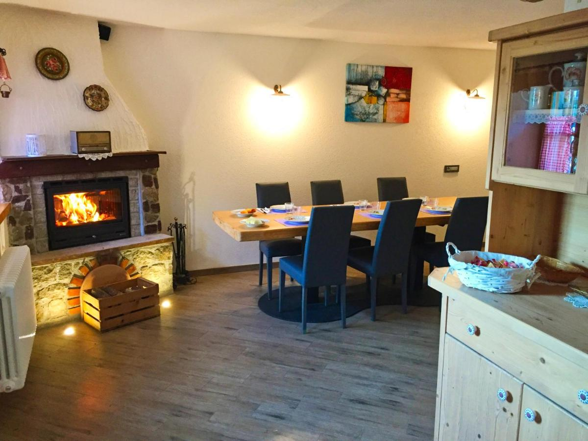chalet la casota san lorenzo in banale italy booking com