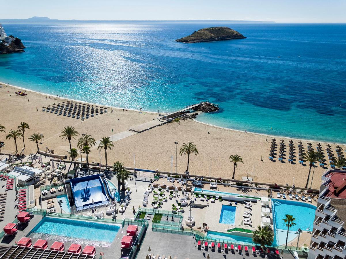 Hotel Sol Wave House Magaluf Spain Bookingcom