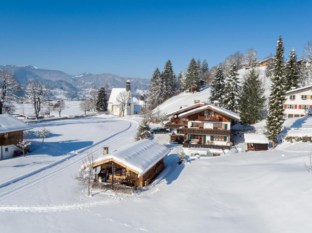 Ferienwohnungen Haus Bergheimat
